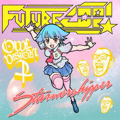 Starworshipper (Owl Vision) - Futurecop!