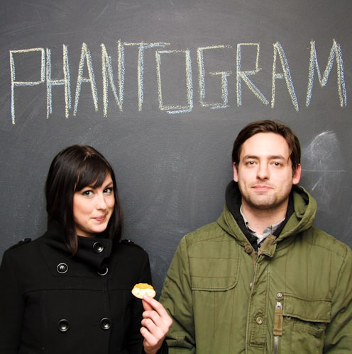 Mouthful of Diamonds Rx - Phantogram